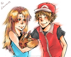 PKMN: Luckyshipping Request by cannorachan