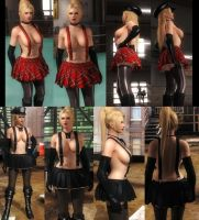 Rachel School Skirt V1 and V2 (update) by funnybunny666