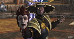 The End of Shinnok by WildGold