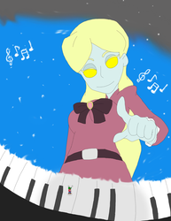 Music of the Piano by Final7Darkness