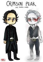 SPOILER  Thomas Sharpe Crimson Peak by ToNDWOo