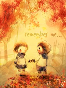 Do you remember the day... ? by Eliosu
