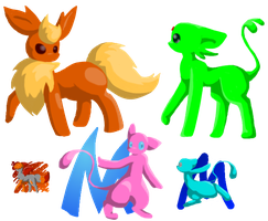 Dat Lineless Pack by Zeldeon