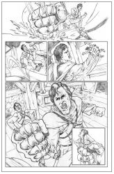 Armyofdrarkness page#03 final pencils by wici