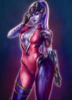 Widowmaker by SolncevaSol