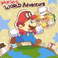 Mario Odyssey World Adventure by Domestic-hedgehog