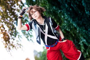 Kingdom Hearts - Riku where are you by Firiless