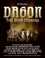 Dagon troll world chronicles new poster by govthescoffer