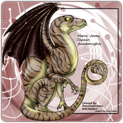 Dragon Adoptable 2 by DarciGibson