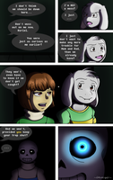 Curiousity Pg1 by GhostLiger