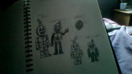 Snappy by Endoskeleton64