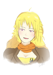 Yang In there by Abesario25