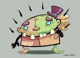 Tooky the exterminator by sweetlygrotesque