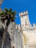 ~ Castle at Sirmione by Acethirn