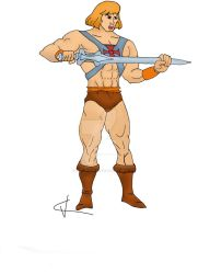 He-Man by RestlessUrge