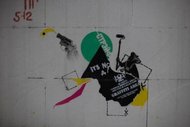 Blacksquare Mag. Stencil by STRAFE-Unlimited