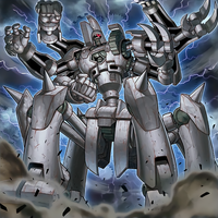 Megaton Ancient Gear Golem by Yugi-Master
