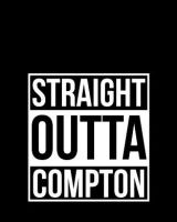Straight Outta Compton Apple Watch Wallpaper by 1Bentley