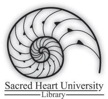 SHU Library Logo Submission by dreadfullycreative