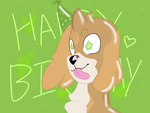Happy birthday Doxie by Flameprincess04