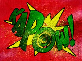Kapow by Teakster