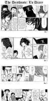 The Deathnote: L's Diary by JimESC