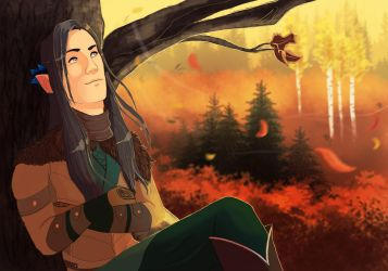 The First of Autumn by Rohavon