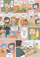 Total drama kids comic pag 3 by Kikaigaku