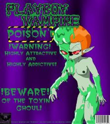Poison'd - Toxin Ghoul by PlayboyVampire