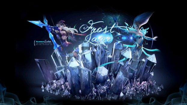 Frostlane League of Legends Wallpaper by ciael