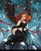 Secret Santa 2014 - Lanthe by Exarrdian