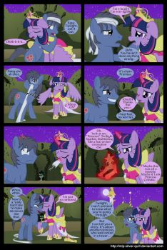 A Princess' Tears - Part 12 by MLP-Silver-Quill
