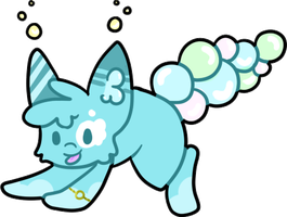 Bubble Blower Auction {Closed} by SuirenHime