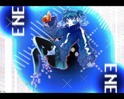 Kagerou Project- ENE by MicoSol