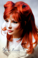 Mylene Farmer by Kot1ka