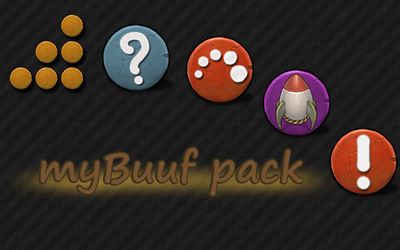 myBuuf pack ico by ZaYeR