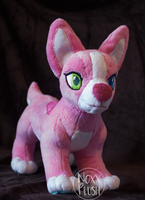 Ava the Corgi Plush by NoxxPlush