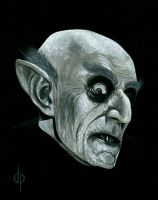 Nosferatu by DwaynePinkney