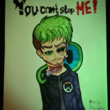 You can't stop ME! - Antisepticeye by Riyana2