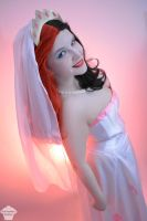 Harley Quinn [Wedding ver.] by ThePuddins