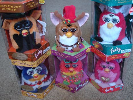 My Furby Collection: Special Editions (Update 1) by sbfan101909