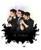il volo fan art by giadina96