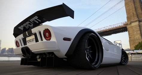 Ford GT 2006 by Shiroutsuri