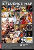 Influence Map by Noiry