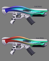 Sci-Fi Rifle Weapon Adopt (closed) by Nano-Core