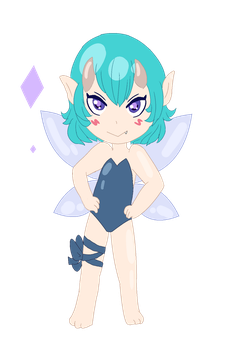 Pixie by kyliee99