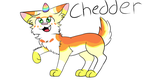 Chedder by skyfeather0066