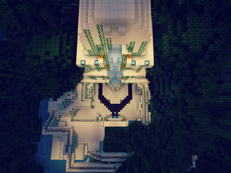 Jungle Temple 2 by JumanjiCraft