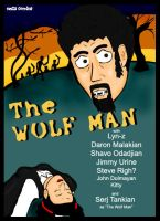 The Wolf Man by cubedpork