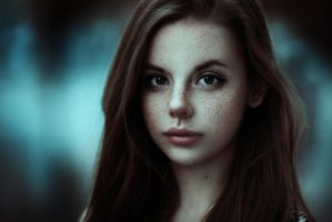 Freckle Again by PavelLepeshev